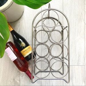 Other - Stainless Steel Wine Rack